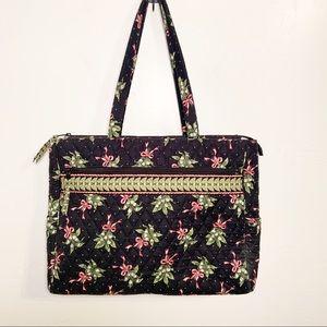 Vera Bradley New Hope Pink Ribbons Large Tote Bag